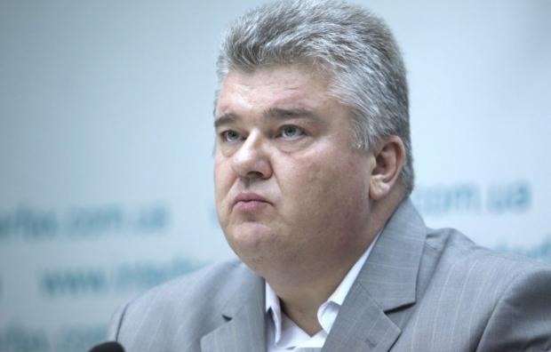 Бочковскому не удалось попасть на рабочее место после соответствующего решения суда / фото УНИАН