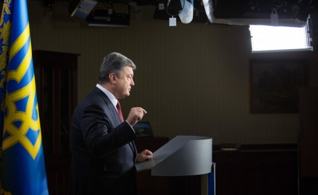 Poroshenko does not exclude escalation of Donbas conflict / Photo from UNIAN