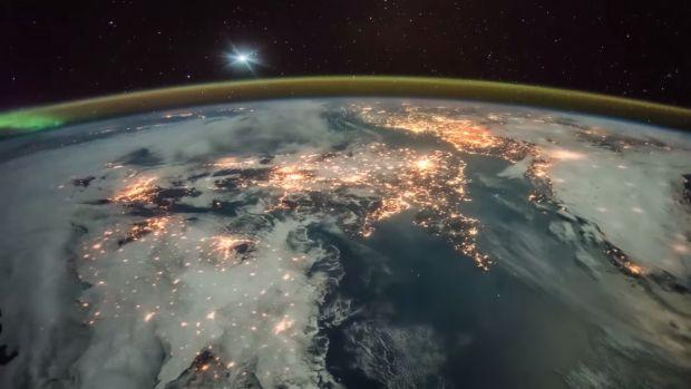 До Землі наближається величезний астероїд/ скрін відео / eol.jsc.nasa.gov