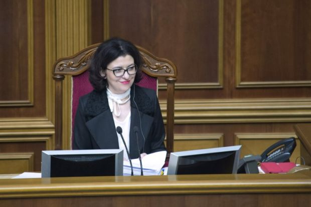 MP Syroyid says that the Central Election Commission's term has expired more than 12 months ago / Photo from UNIAN