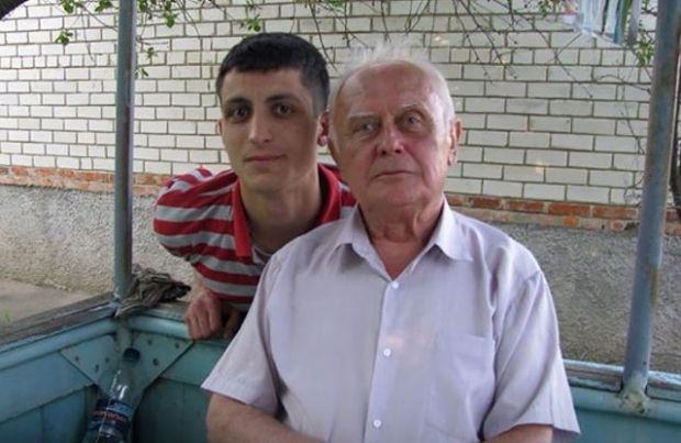 Юрій Солошенко (праворуч) / poltava.to