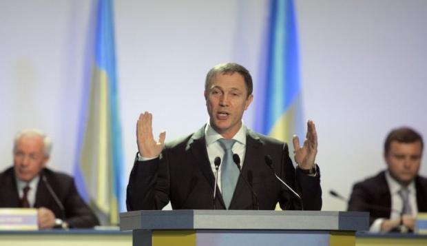 Сальдо вернулся в Украину / Фото УНИАН