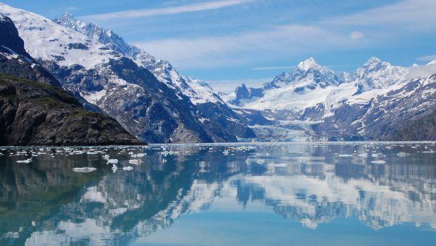 За последние 40 лет морской лед каждый сентябрь уменьшался более чем на 13%/ nnm.me