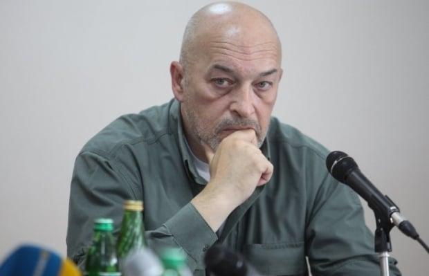 Тука розповів про повернення Донбасу під контроль України / фото УНІАН