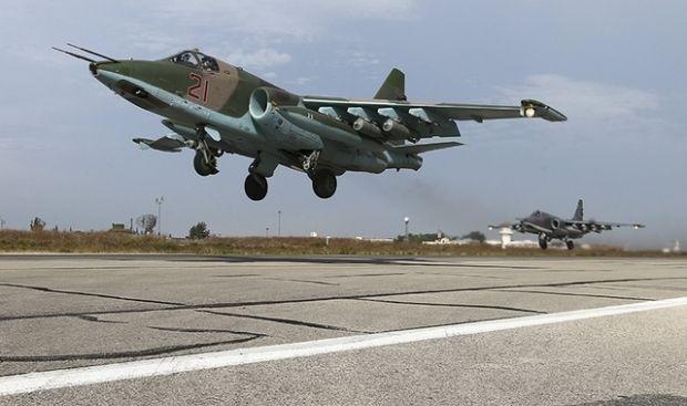 Су-25 / REUTERS