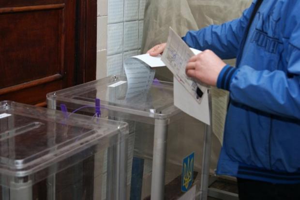 Також всі бажаючі мають можливість отримати на сайті ДРВ необхідну інформацію про виборчі округи та дільниці / фото УНІАН