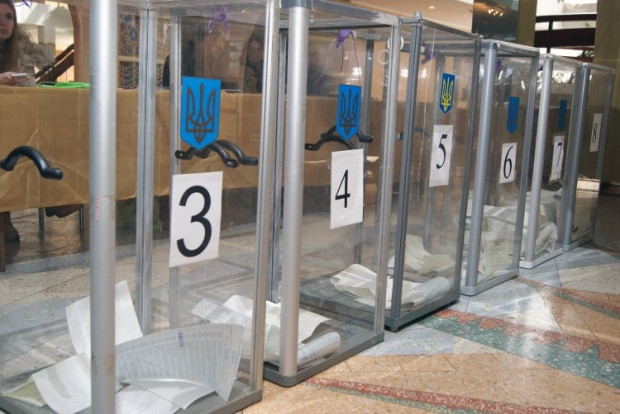 The Ukrainian government has allocated UAH 1.2 billion for the local elections / Photo from UNIAN