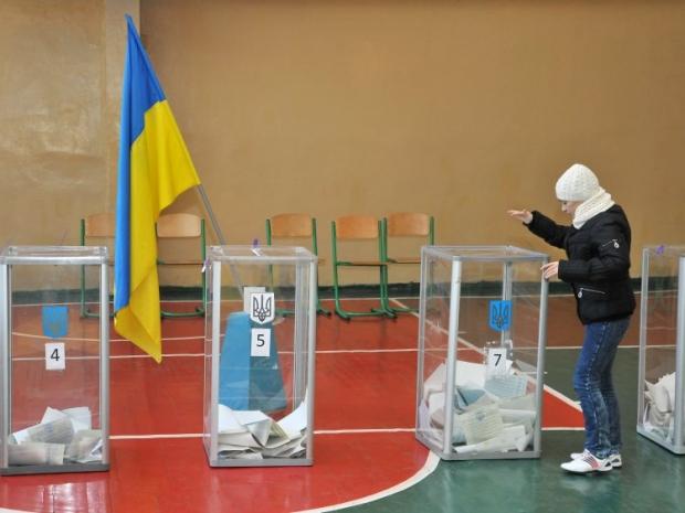 Явка на місцевих виборах / УНІАН