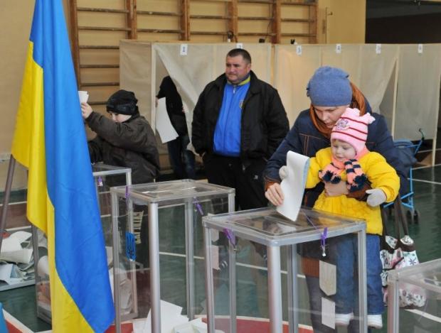 Вибори на Донбасі / УНІАН