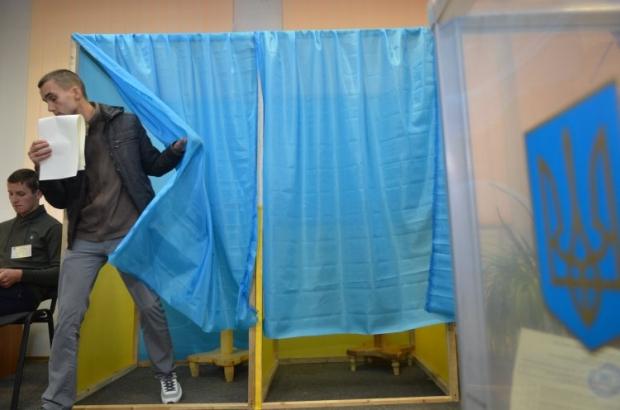 Явка на выборы / УНИАН
