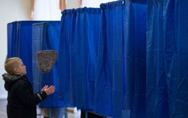 Выборы в Украине / УНИАН