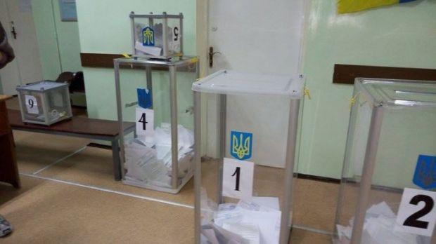 Выборы, Житомир / oporaua.org