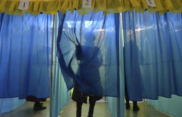 Навыборах вОТГ вОдесской области произошла драка