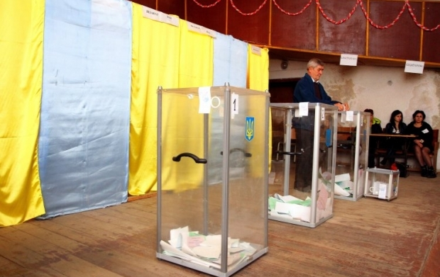 Exit poll of Kyiv mayoral elections / Photo from UNIAN