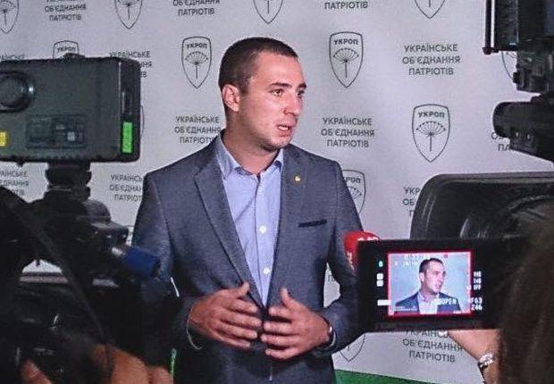Терехов считает, что ЦИК пытается сорвать второй тур выборов городского головы в Павлограде / facebook.com/evgeniy.terehov