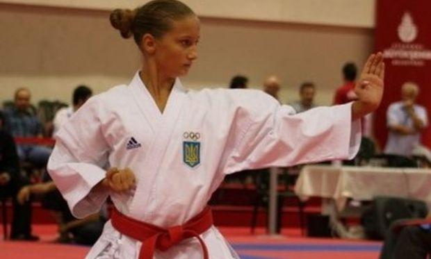 Зарецкая 1-й в истории Украины завоевала титул чемпионки мира по каратэ / Фото: rupor.od.ua
