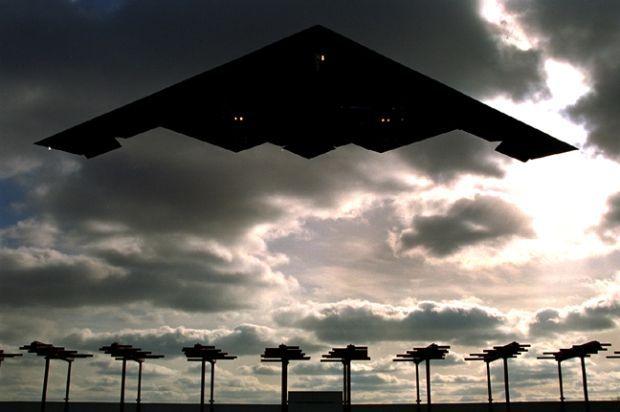 Бомбардировщик B-2 Spirit / фото northropgrumman.com