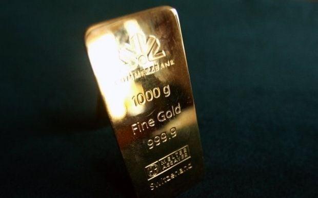 Банки РФ сократили золотые запасы за рубежом почти вдвое / Фото УНИАН