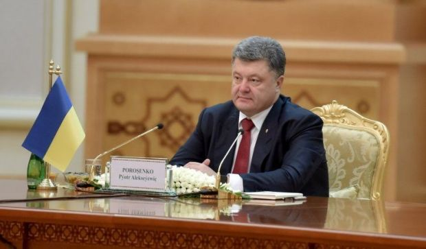 Poroshenko says the suits will be lodged with various international courts / Photo from UNIAN