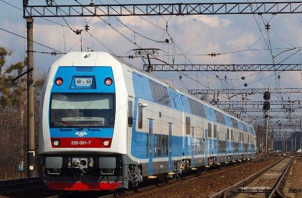 Skoda поезд / tourdream.net