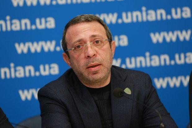 SBU detained Korban / Photo UNIAN