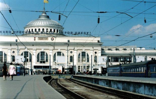 Вокзал Одесса / londred.com
