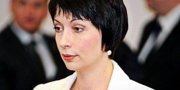 Елена Лукаш / kmu.gov.ua