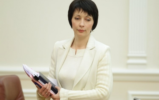 Лукаш викликали в якості підозрюваної/ Фото УНІАН