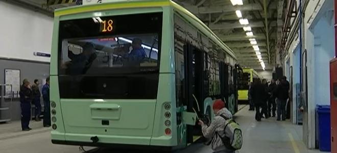Проезд в ночных автобусах Львова для льготников бесплатный / © UNIAN
