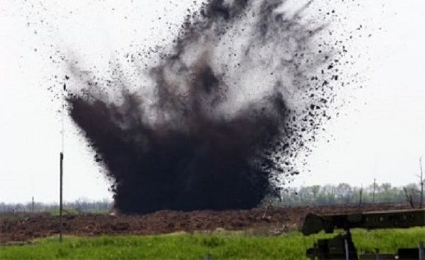 Взрыв / 0629.com.ua