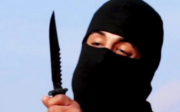 Джихадист Джон / Reuters