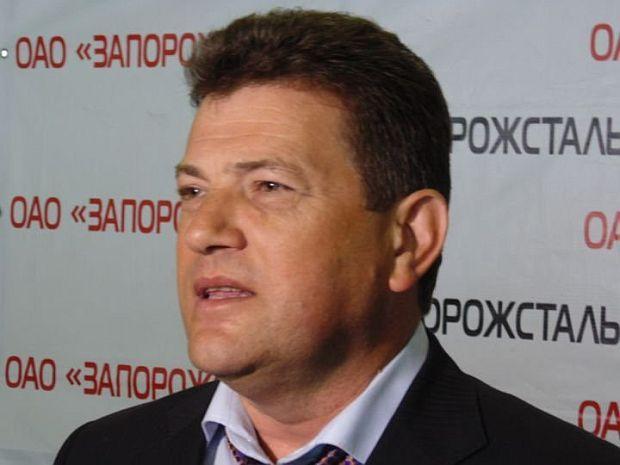 Информация о госпитализации Буряка появилась в местных СМИ вечером, 2 мая / infonews.zp.ua