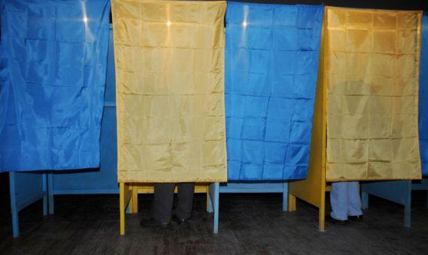 Опрос начнется с открытием избирательных участков в 8:00 / фото УНИАН