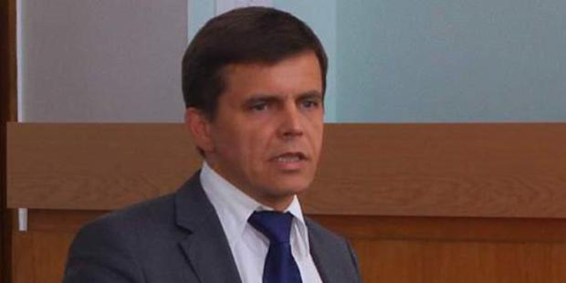 Мер Житомира Сергій Сухомлин / novini-zt.info