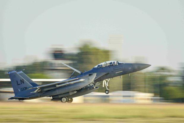 F-15 / REUTERS