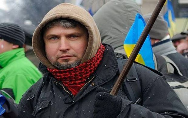 Ihor Serdiuk is one of Ukraine's Heavenly Hundred Heroes / Photo from www.facebook.com/butusov.yuriy