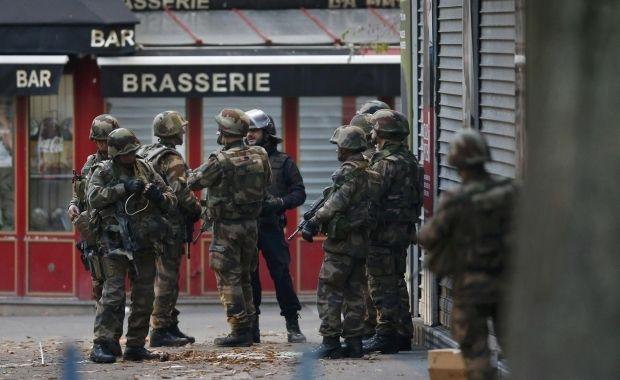 Париж / REUTERS