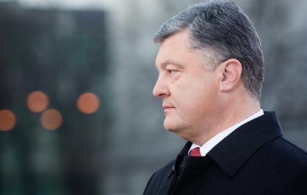 Ukrainian President Petro Poroshenko / Photo from UNIAN