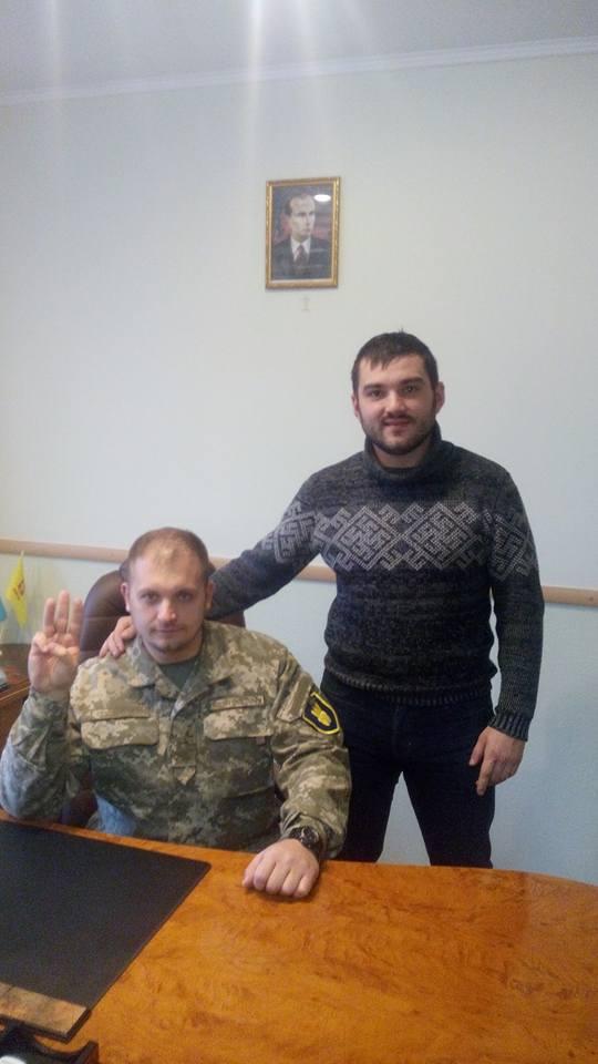 конотоп семенихин / Facebook/Руслан Андрійко