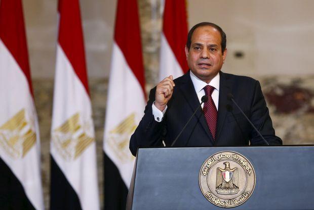 Абдель Фаттах ас-Сиси / REUTERS