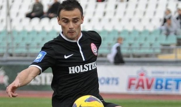 Любенович забил победный гол в составе