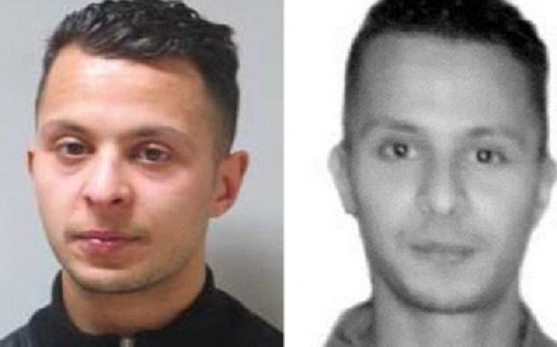 The 26-year-old Belgian national is the only known living suspect of the Paris terror attacks that killed 130 last November / A screenshot