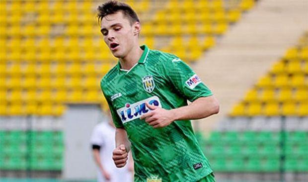 Гуцуляк забил гол в ворота Арсенала в матче Премьер-лиги / football.ua