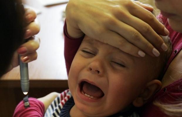В Минздраве заявляют, что смерти детей на Киевщине не связаны с вакцинацией против полиомиелита / Фото: УНИАН