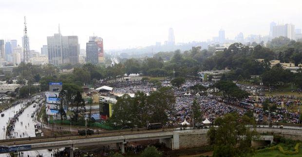 Кения, Найроби \ REUTERS