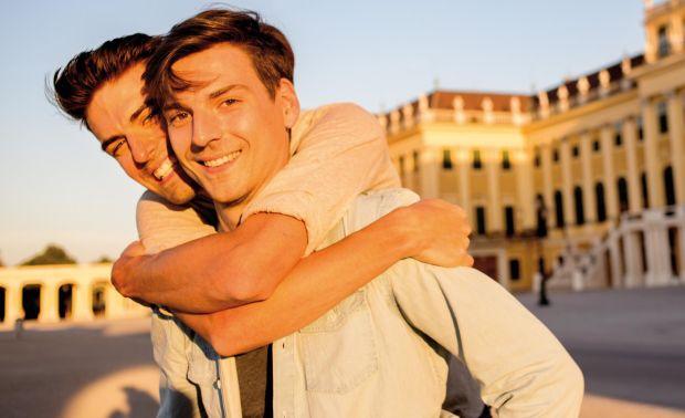 Долгосрочные отношения геев