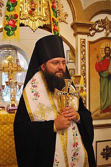 Епископ Климент (Вечеря). Фото ru.wikipedia.org