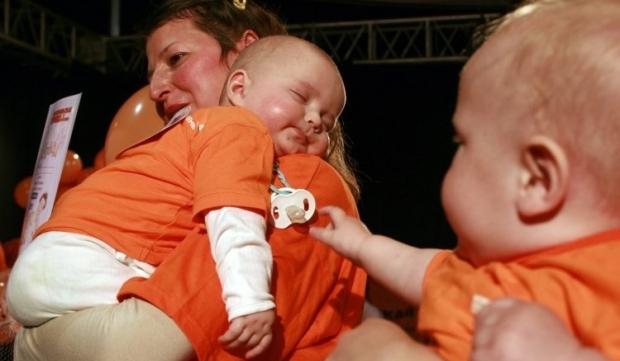 первенцы оказались на 0,32 сантиметра выше каждого последующего ребенка в семье / Фото: УНИАН