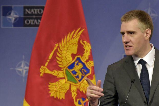У Чорногорії готувався переворот / REUTERS