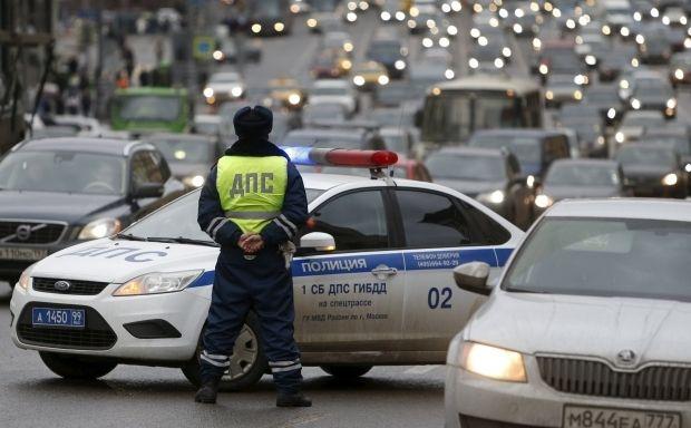 ДТП произошлона улице Академика Королева / фото REUTERS